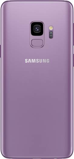 Samsung Galaxy S9 Dual-SIM LTE-Smartphone 14.3 cm (5.64 Zoll) 2.7 GHz, 1.7 GHz Octa Core 64 GB 12 Mio. Pixel Android™ 8.