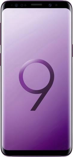 Samsung Galaxy S9 LTE-Smartphone 14.3 cm (5.64 Zoll) 2.7 GHz, 1.7 GHz Octa Core 64 GB 12 Mio. Pixel Android™ 8.0 Oreo Pu