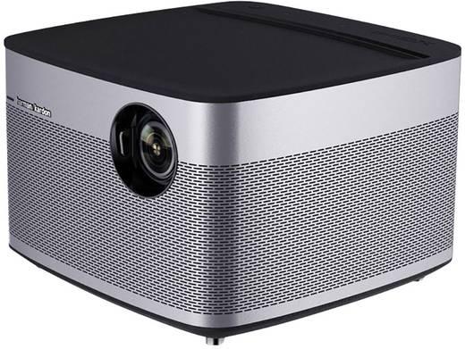 DLP Beamer XGIMI H1 Helligkeit: 900 lm 1920 x 1080 HDTV 10000 : 1 Schwarz/Grau