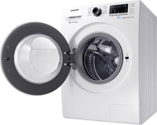 Samsung waschtrockner wd8am4a33jw eg 8 kg 4.5 kg
