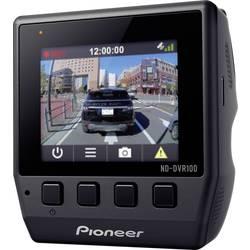 Pioneer ND-DVR100, 114 °, 12 V, displej, mikrofón, na akumulátor
