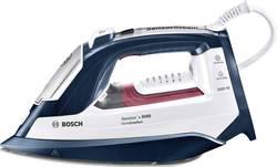 Image of Dampfbügeleisen Bosch Haushalt TDI953022V Sensixxx DI90 VarioComfort Nachtblau, Weinrot 2400 W