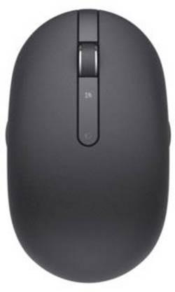 Laserová bezdrátová myš Dell WM527 WM527-BK, ergonomická, černá - Dell WM527 570-AAPS