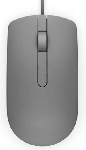 USB-Maus Optisch Dell MS116 Grau