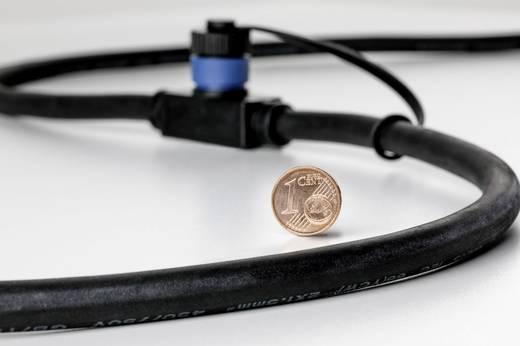 Beleuchtungssystem Plug&Shine LED-Außeneinbauleuchten (Basis-Set) 3er Set LED 7.5 W Neutral-Weiß Paulmann 93698 Silber