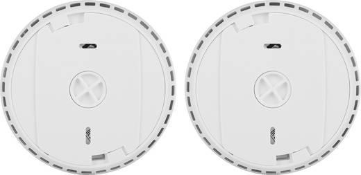 smartwares rm175rf 2 funk rauchwarnmelder 2er set vernetzbar batteriebetrieben kaufen. Black Bedroom Furniture Sets. Home Design Ideas