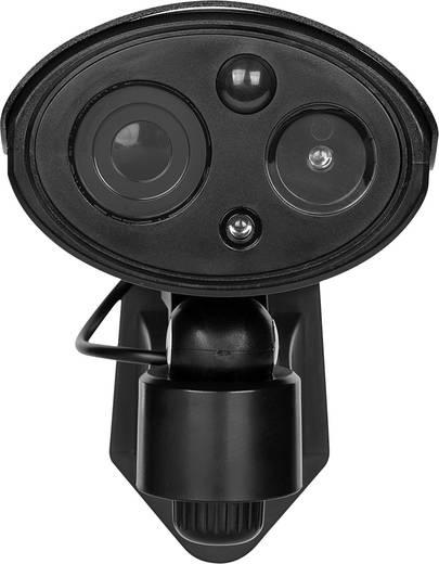 Kamera-Attrappe mit Bewegungsmelder, mit blinkender LED Smartwares CDM-38103