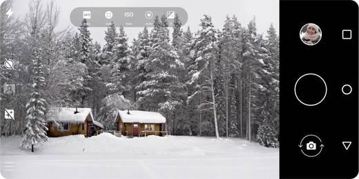 Nokia 7 Plus LTE-Smartphone 15.2 cm (6 Zoll) 2.2 GHz Octa Core 64 GB 12 Mio. Pixel, 13 Mio. Pixel Android™ 8.0 Oreo Weiß