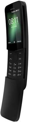 Nokia 8110 4G Dual-SIM-Handy Schwarz