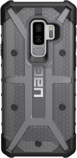 uag Plasma Backcover Passend für: Samsung Galaxy S9+ Grau