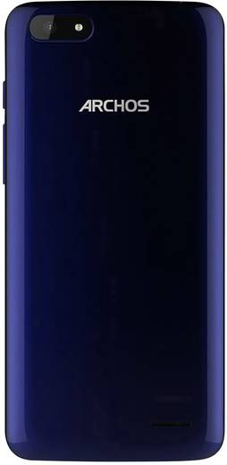 Archos CORE 57S LTE-Smartphone 14.5 cm (5.72 Zoll) 1.3 GHz Quad Core 16 GB 8 Mio. Pixel Android™ 7.0 Nougat Schwarz/Blau