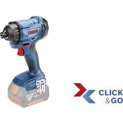 Aku rázový skrutkovač a uťahovák Bosch Professional GDR 18 V-160 06019G5104, 18 V, Li-Ion akumulátor