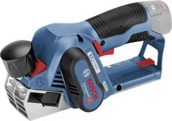 Image of Akku-Hobel ohne Akku Hobel-Breite: 56 mm 12 V Bosch Professional GHO 12V-20 Falztiefe (max.): 17 mm