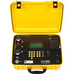 Ohmmeter Chauvin Arnoux C.A 6292 Micro-