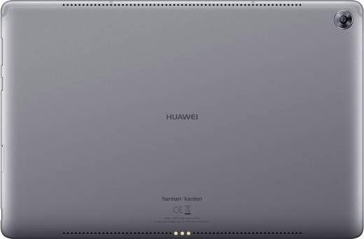Huawei MediaPad M5 Android-Tablet 27.4 cm (10.8 Zoll) 32 GB Wi-Fi Grau 2.1 GHz, 1.8 GHz Octa Core Android™ 8.0 Oreo 256
