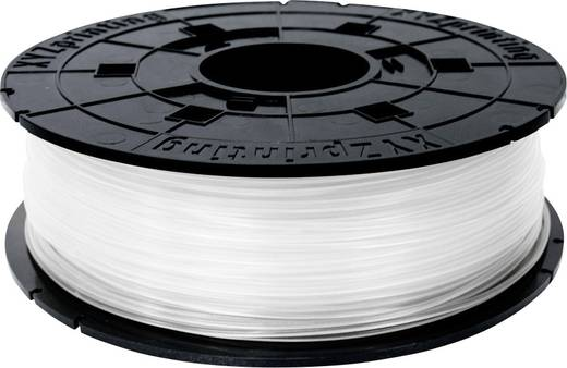 Filament XYZprinting PLA 1.75 mm Weiß 600 g Refill