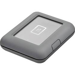 "Externí HDD 6,35 cm (2,5"") LaCie DJI Copilot, 2 TB, USB-C™ USB 3.1, USB 3.0, šedostříbrná"