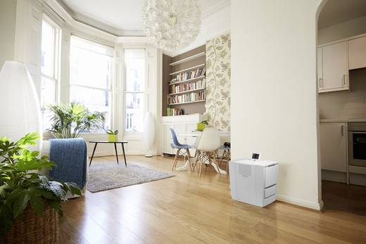 Luftwäscher 150 m² 7 W, 8 W, 10 W, 13 W, 19 W Weiß Venta LW60T