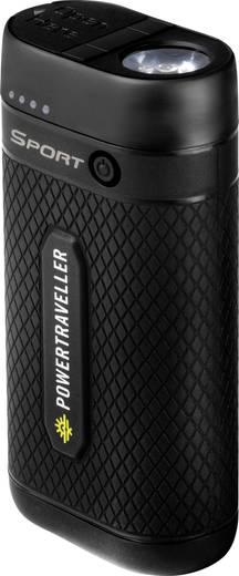Powerbank (Zusatzakku) Power Traveller Sport 25 Li-Ion 6700 mAh