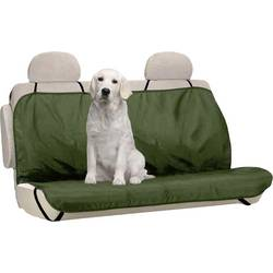 Ochranná deka pre psov Berger & Schröter 31804, zadné sedadlo, polyester, zelená