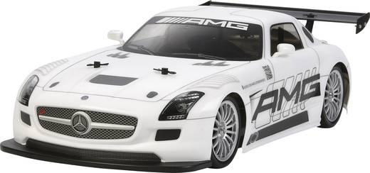 Tamiya 300051534 1:10 Karosserie Mercedes SLS AMG GT3 AMG 190 mm Unlackiert, nicht ausgeschnitten