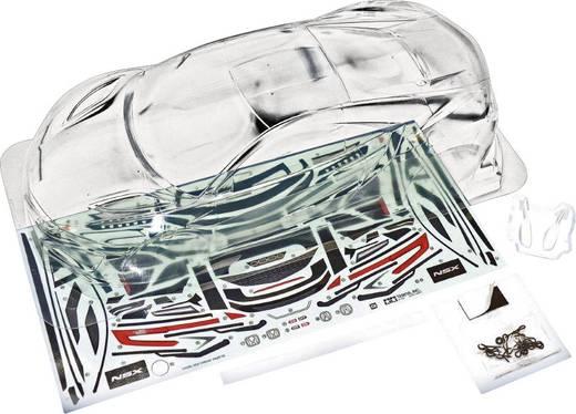 Tamiya 300051586 1:10 Karosserie Honda NSX / Acura NSX 193 mm Unlackiert, nicht ausgeschnitten