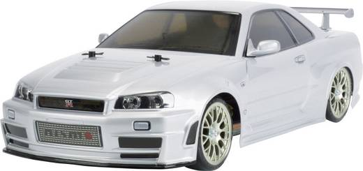 Tamiya Nismo R34 GT-R Z-Tune Brushed 1:10 RC Modellauto Elektro Straßenmodell Allradantrieb Bausatz