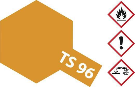 Tamiya 300085096 Acrylfarbe Neon-Orange (glänzend) Farbcode: TS-96 Spraydose 100 ml