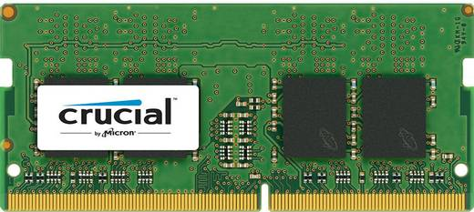 Laptop-Arbeitsspeicher Kit Crucial CT8G4SFS824A 8 GB 1 x 8 GB DDR4-RAM 2400 MHz CL 17-17-17