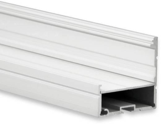 profil aluminium l x b x h 2000 x 40 x 40 mm galaxy profiles 8105043 8105043. Black Bedroom Furniture Sets. Home Design Ideas