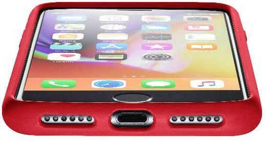 iPhone Case Cellularline SENSATIONIPH747R Passend für: Apple iPhone 7, Apple iPhone 8, Rot