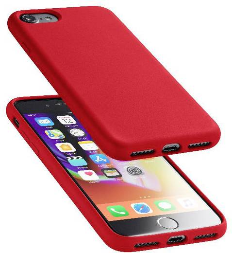 Cellularline SENSATIONIPH747R iPhone Case Passend für: Apple iPhone 7, Apple iPhone 8, Rot