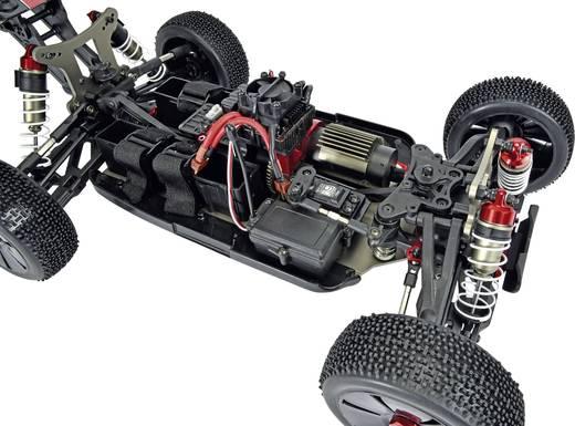 Carson Modellsport Virus 4.0 4S Brushless 1:8 RC Modellauto Elektro Buggy Allradantrieb 100% RtR 2,4 GHz inkl. Akku, La