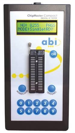 Image of ABI ABI ChipMaster Compact Professional Komponententester Kalibriert nach: Werksstandard (ohne Zertifikat)