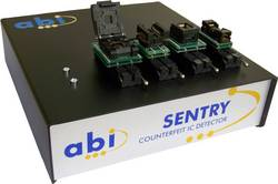 Image of ABI ABI SENTRY Counterfeit IC Detector Komponententester Kalibriert nach: Werksstandard (ohne Zertifikat)