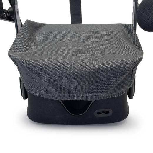 Überzug VR COVER UHC-B Passend für (VR Zubehör): universal Schwarz