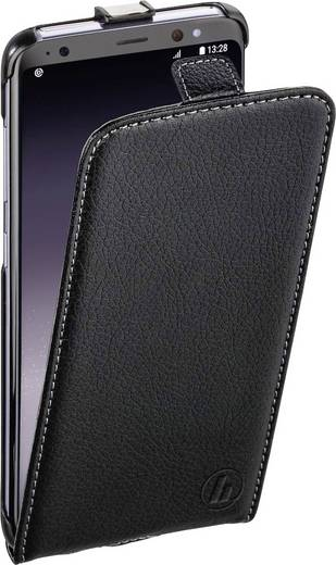 Hama Smart Case Flip Cover Passend für: Samsung Galaxy S9+ Schwarz