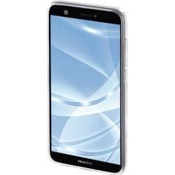 Zadný kryt na mobil Hama Crystal Clear, vhodný pre: Huawei P20, čierna
