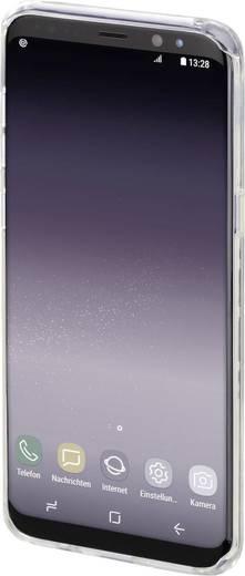 Hama Crystal Booklet Passend für: Samsung Galaxy S9+ Transparent