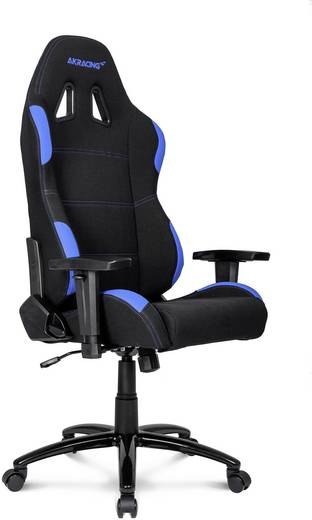 gaming stuhl akracing prime blau schwarz kaufen. Black Bedroom Furniture Sets. Home Design Ideas