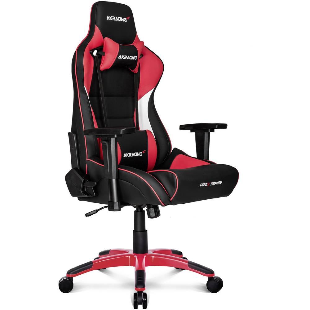 Gaming Chair Akracing Prox Black Red White Im Conrad Online Shop