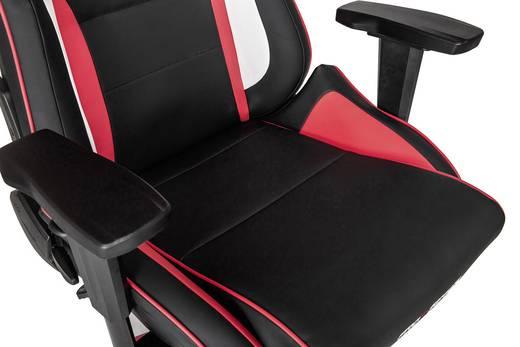 Gaming-Stuhl AKRACING PROX Schwarz, Rot, Weiß