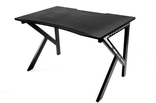 Gaming-Tisch AKRACING Anvil Schwarz, Weiß