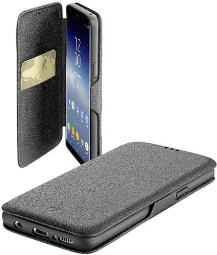 Cellularline BOOKCLUTCHGALS9K Booklet Passend für: Samsung Galaxy S9 Schwarz