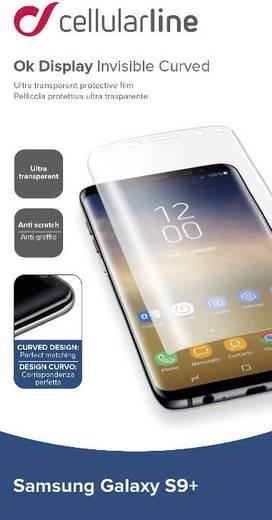Cellularline SPCURVEDGALS9PL Displayschutzfolie Passend für: Samsung Galaxy S9+ 1 St.