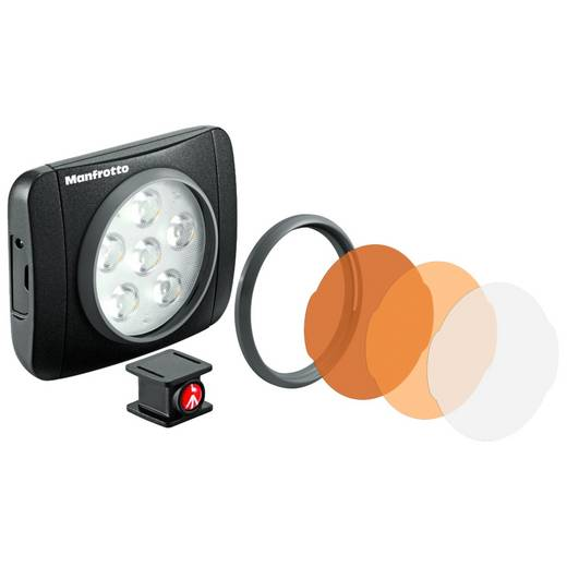Fotolampe Manfrotto Lumie ART LED Licht