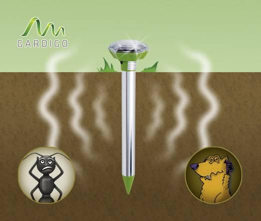 Wühlmausvertreiber Gardigo Diamant Vibration Vibration Wirkungsbereich 1250 m² 1 St.