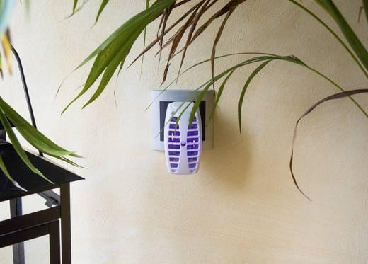 UV-Insektenfänger 0.7 W Gardigo UV-Stecker 25144 (L x B x H) 100 x 100 x 55 mm Weiß 1 St.