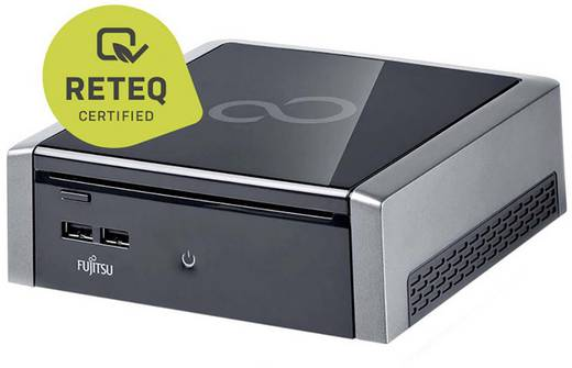 Fujitsu Esprimo Q900 Mini-PC (HTPC) (Refurbished) Intel Core i3 i3-2310M 4 GB 320 GB HDD Windows® 10 Home Intel HD Gra