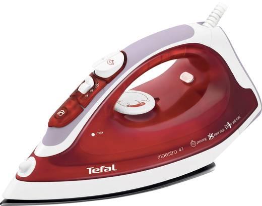 Dampfbügeleisen Tefal Maestro Rot, Weiß 2100 W